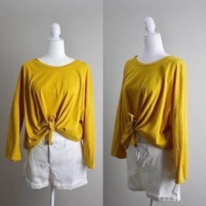 💛COTTON ON Oversized Crop top